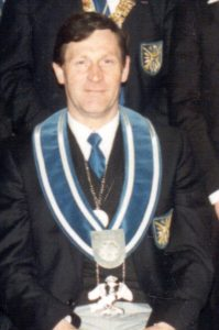 Eerste Coninck Gommaar Liekens 1985
