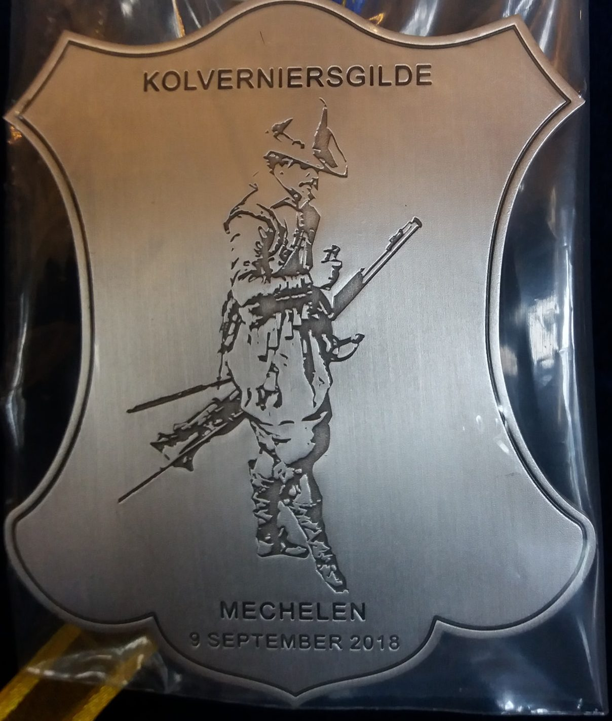 7de Mechels Gildejuweel 09/09/2018